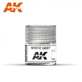 AK Real Colors RC003 White Grey / 10ml