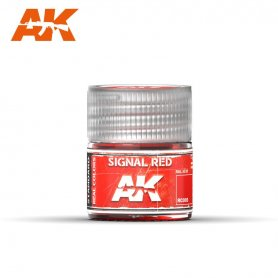 AK Real Colors Signal Red 10ml