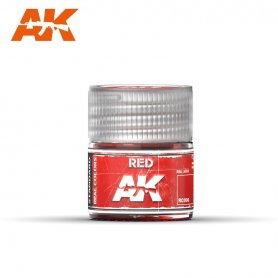 AK Real Colors Red 10ml