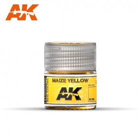 AK Real Colors Maize Yellow 10ml
