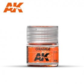 AK Real Colors RC-009 Orange / 10ml