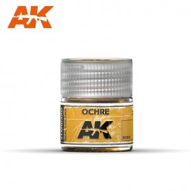AK Real Colors RC-016 Ochre / 10ml