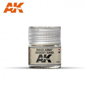 AK Real Colors RC-104 Iraqi Army Desert Sand / 10ml