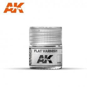 AK Real Colors RC-500 LAKIER Flat Varnish / 10ml