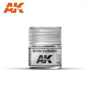 AK Real Colors RC-501 LAKIER Satin Varnish / 10ml