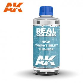 AK Real Colors High Compatibility Thinner 400ml