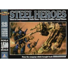 Atlantic F003 Steel Heroes 1/72