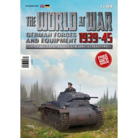 IBG The World At War No002 PaKpfw II Ausf a1/a2/a3