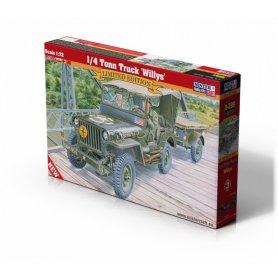 Mistercraft D-299 1/4 Ton Truck Willys