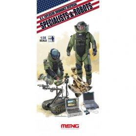 MENG HS-003 US Explosive ordnance disposal
