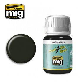 Ammo of Mig PANEL LINE WASH Black Night / 35ml