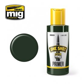 ONE SHOT PRIMER - GREEN