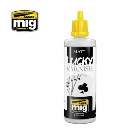 Ammo of Mig LUCKY VARNISH Matt / 60ml