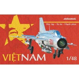 Eduard 1:48 VIETNAM MiG-21 PFM