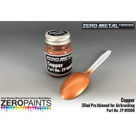 ZERO PAINTS M1006 - Farba Copper Paint 30ml