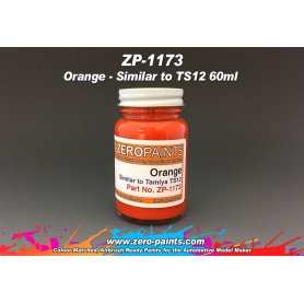 Zero Paints 1173 Orange / SIMILAR TO TS12 / 60ml
