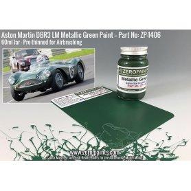 ZP1406 - Aston Martin DBR3S LM Metallic Green 60ml