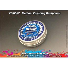 Zero Paints 6007 Polishing Compound MEDIUM / 75g