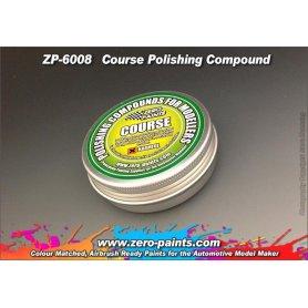 Zero Paints 6008 Polishing Compound COURSE / 75g