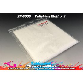 Zero Paints 6009 Ściereczki do polerowania wosku