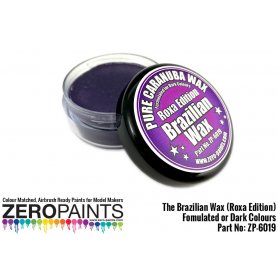 Zero Paints 6019 The Brazilian Wax Roxa Edit / 60g