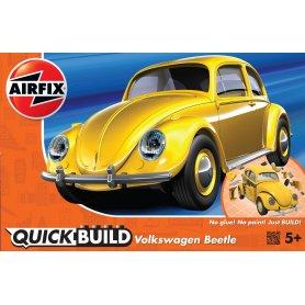 Airfix 6023 Quickbuild VW Beetle Yellow