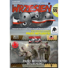 First To Fight PL055 - Polish Artillery Crews