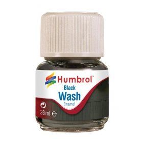 Humbrol Emanel Wash – Black