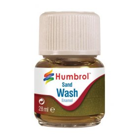 Humbrol Emanel Wash - Sand