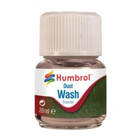 Humbrol Emanel Wash - Dust