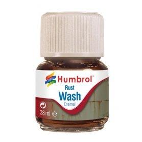 Humbrol Emanel Wash - Rust