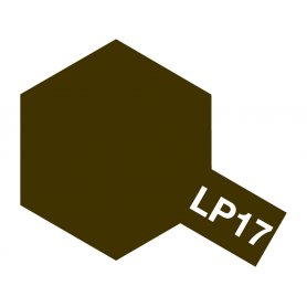 Tamiya LP-17 Linoleum Deck Brown 10 ml