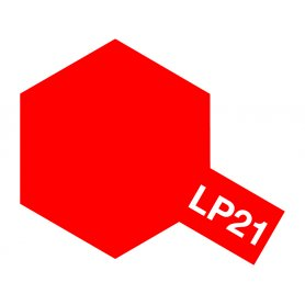 Tamiya LP-21 Italian Red 10 ml
