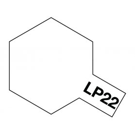Tamiya LP-22 Flat Base 10 ml