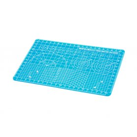 Tamiya 74142 Cutting Mat A5/Blue