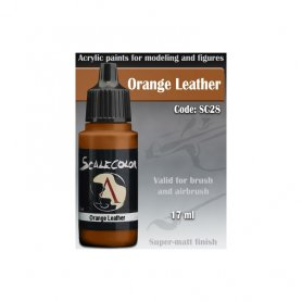 Scale Color Orange Leather 17ml