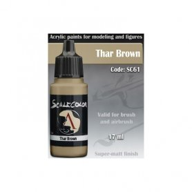 Scale Color Thar Gray 17ml