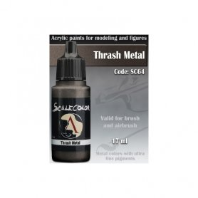 Scale 75 ScaleColor SC-64 Thrash Metal / 17ml