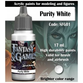Scale 75 ScaleColor / FantasyGame SFG-01 Purity White / 17ml