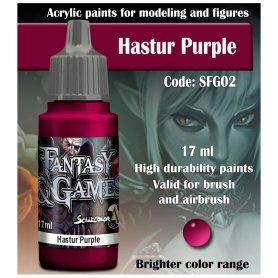 Scale 75 ScaleColor / FantasyGame SFG-02 Hastur Purple / 17ml