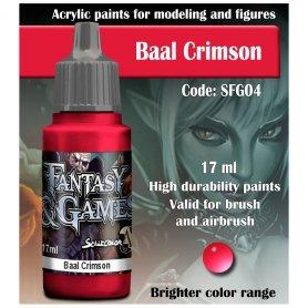 Scale 75 ScaleColor / FantasyGame SFG-04 Baal Crimson / 17ml