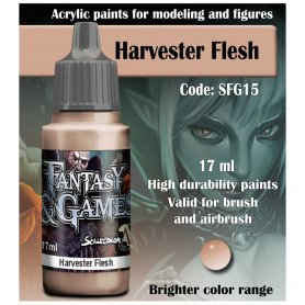 Scale 75 ScaleColor / FantasyGame SFG-15 Harvester Flesh / 17ml