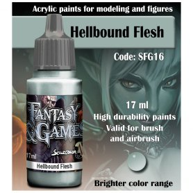 Scale 75 ScaleColor / FantasyGame SFG-16 Hellbound Flesh / 17ml