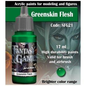Scale Color Greenskin Flesh 17ml
