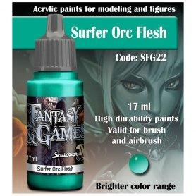 Scale Color Surfer Orc Flesh 17ml