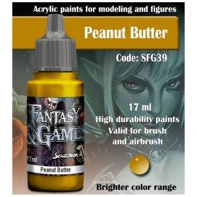 Scale Color Peanut Butter 17ml