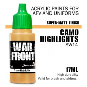 Scale Color Ss Camo Highlights 17ml