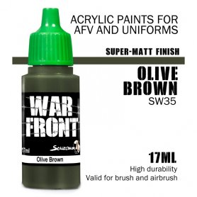 Scale Color Olive Brown 17ml