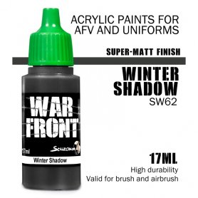 Scale 75 ScaleColor WARFRONT SW-62 Winter Shadow / 17ml