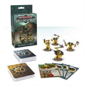 Warhammer Underworlds: Ironskulls Boyz (ENG)